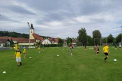 Trainingsauftakt U14