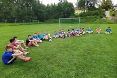 Trainingsauftakt U15